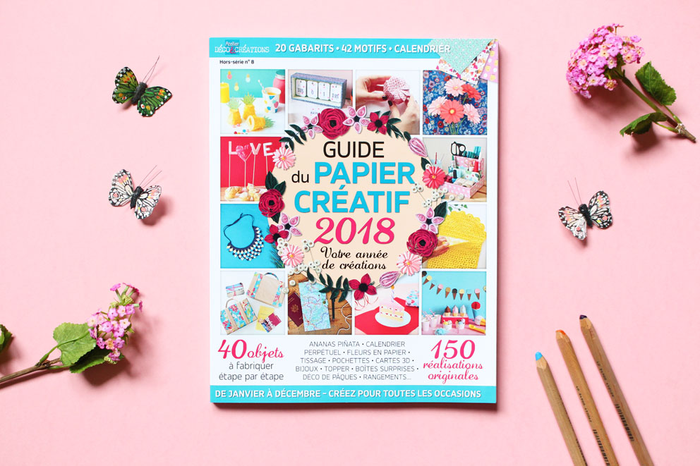 THE DIY CREATIVE PAPER GUIDE FOR 2018