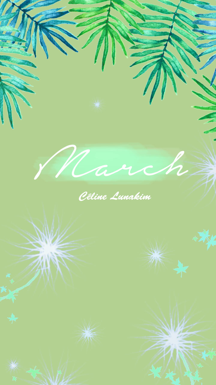 Free Wallpapers Spring Freebies To Download Celine Lunakim
