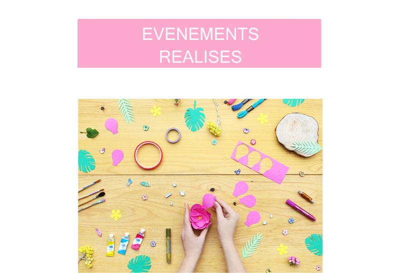LES EVENEMENTS