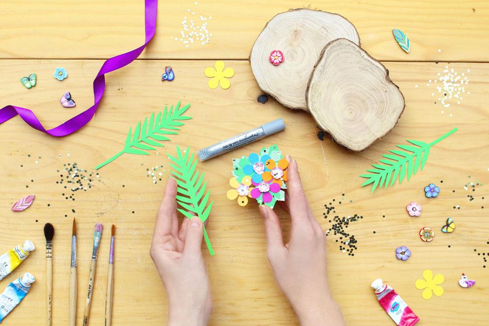 Programme ateliers loisirs créatifs enfants